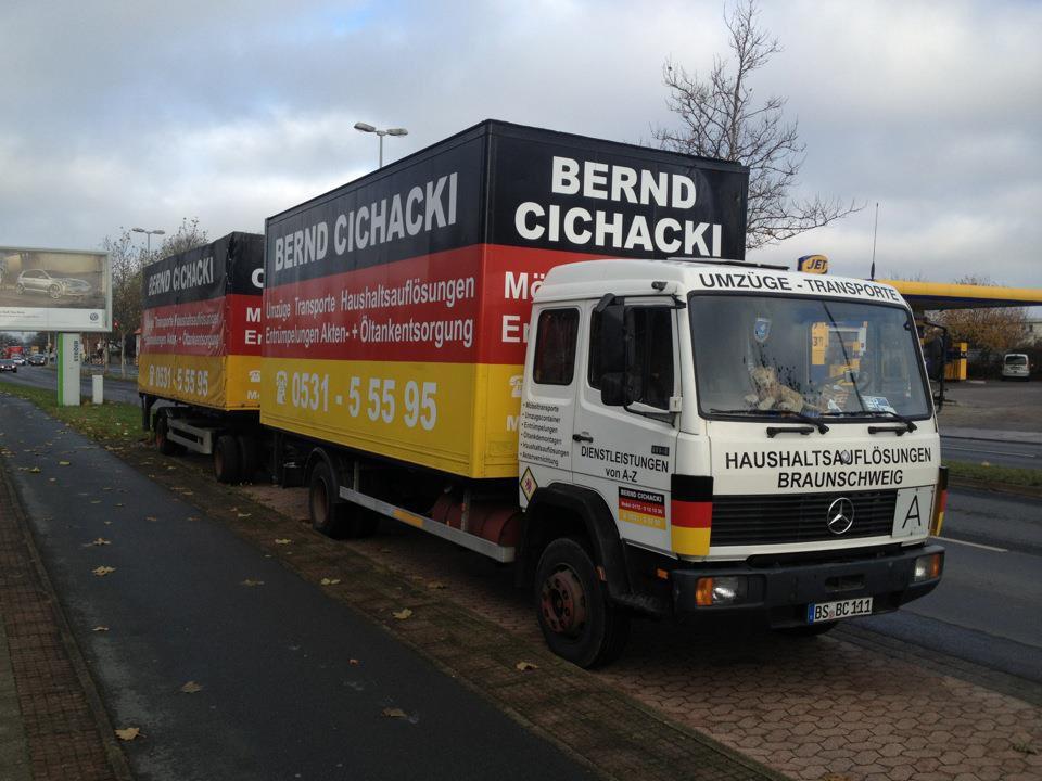 Fahrzeug Cichacki Dienstleistung